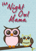 night loving mama button