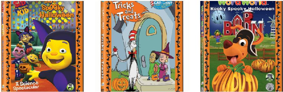 Pbs Kids Halloween Dvd.Halloween Dvds Archives The Night Owl Mama