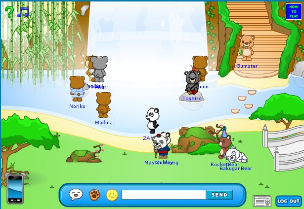 waterfall-bear-world