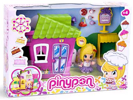Pinypon Little House-Cupcake