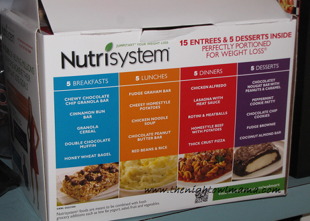 nutri-system-food-program