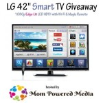 Bloggers Wanted for LG Smart Magic Big Screen Event