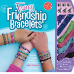 Klutz: Fancy Friendship Bracelets Book Perfect Gift for Girls