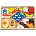 Pretend Play Kitchen Shop: Melissa And Doug Play Food Groups Review (Giveaway)