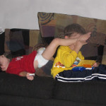 Wordless Wed: It's Fun to Mess With Big Brother or Is It?