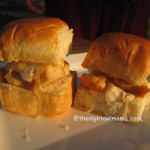 Recipe: Chicken and Cheese Mexi-Ranch Sliders