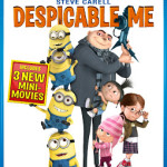 Stocking Stuffer: Despicable Me on Blu-Ray and Dvd Release Date 12/14/2010