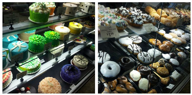 Fresh Baked Cakes Donuts The Night Owl Mama