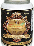 Tropical Traditions Virgin Coconut Oil Fights Health Issues Review/Giveaway *Closed