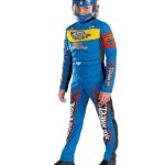 Costume Supercenter: Hot Wheels Boys Racer Halloween Costume