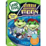 Preschool Learning Dvd: Leap Frog: Math Adventures to the Moon (Ages 3-6) Giveaway