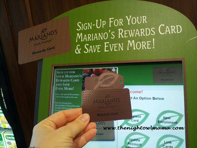 marianos-reward-card-program
