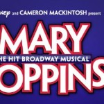 New York City Amsterdam Theater Presents Mary Poppins Live On Broadway