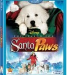 Pre-Order Bonus for Disney's Santa Paws Out on Blu-Ray and DVD Nov 23