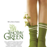 Disney's The Odd Life of Timothy Green in Theaters Now!