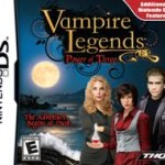 Vampire Legands: The Power of 3 Nintendo Ds Game Review