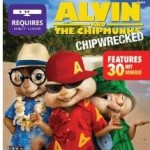 ALVIN AND THE CHIPMUNKS™: Chipwrecked for XBOX 360 Kinect Review