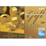 4 HOUR #HotFlash $100 AMEX Gift Card