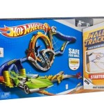 Hot Wheels Wall Track Review and #Giveaway (Holiday Gift Guide)