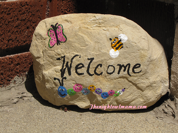 Welcome-Rock-craft