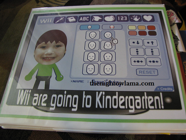 preschool-memory-book