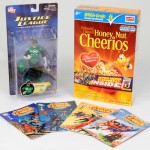 Big G Cereals and DC Super Hero Comic Books #Giveaway
