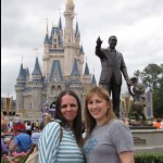 Experiencing Walt Disney World Park Hopping with a Friend