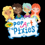 Crayola Pop Art Pixies Review and Giveaway