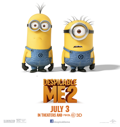 In 2010, the world feel in love with those little minions in Despicable Me. The film grossed more than $540 million and become the 10th-biggest animated ...