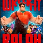 Walt Disney Motion Pictures Presents WRECK-IT RALPH Smashing Into Theaters NOV. 2nd!