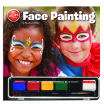 Halloween: Fairy Face Painting and More with #KlutzBooks