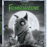 Coming to Life on 4 Disc Blu-Ray FRANKENWEENIE