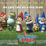 A Family Night Out for Gnomeo and Juliet