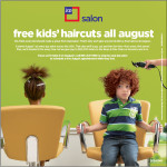 JCP Giving Free Kids Haircuts the Entire Month of August #freehaircuts