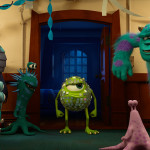 Crew of Monster's INC Returns in Monsters University