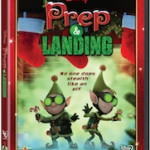 #Win Disney's Prep and Landing on DVD makes a great Stocking Stuffer