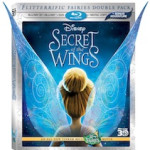Tinker Bell in Disney's SECRET OF THE WINGS Available on Blu-Ray and Dvd October 23!! (Review)