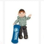 Manhattan Toy: Boysterous Action Figures for Boys Giveaway