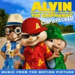 Alvin & The Chipmunks Squeakquel DVD and Chipwreck Soundtrack