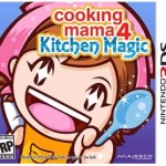 Nintendo 3DS Cooking Mama 4 Kitchen Magic
