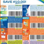 $10 in Total Laundry Care Coupons by Mail at BOUNCE