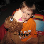 Cuddleuppets Cuddly Blanket and a Cute Puppet Review