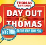 Day Out With Thomas™: Mystery on the rails Tour 2012 in Union, IL August 17, 18, 19