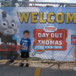 Day Out with Thomas: Leader of the Track Tour 2011