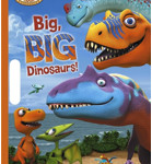 AMTRACK Sweepstakes and Dinosaur Train Big Big Dinosaurs Coloring Book #Giveaway