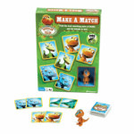 Dinosaur Train Make A Match Game Giveaway