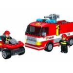 Blok Squad Fire Patrol Rescue Review
