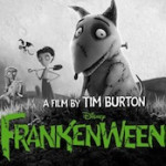 Frankenweenie Featurette & Science Experiment Activity Sheets