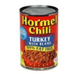Hormel Chili Coupons and A Dip Recipe