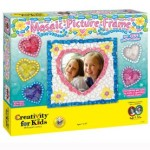 Creativity For Kids: Mosaic Picture Frame Review + Giveaway